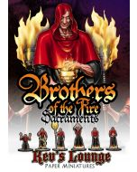 Paper Miniatures - Brothers of the Fire: Sacraments Thumb