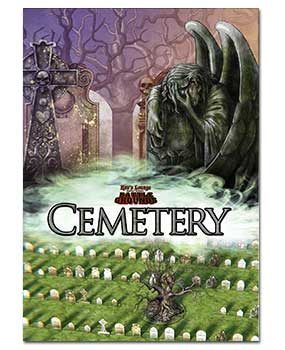 Paper Scenery - Cemetery Cover