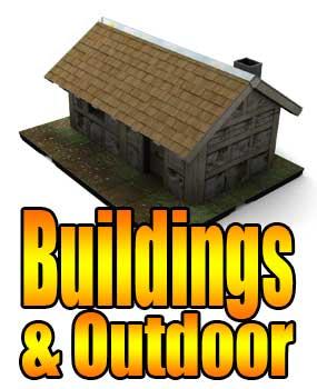 Buildings Front Button